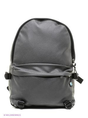 Рюкзак UNION. Цвет: серый