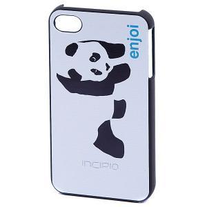 Чехол для Iphone  Panda Feather 4 Incipio Case White Enjoi. Цвет: белый