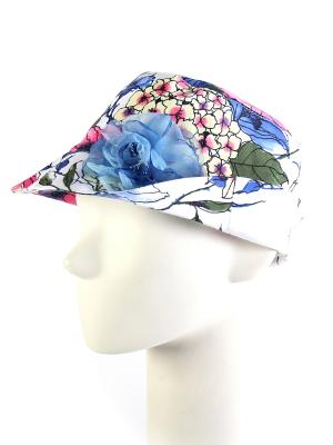 Шляпа Stillini. Цвет: белый, синий