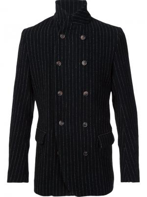 Куртка Jack Uma Wang. Цвет: чёрный