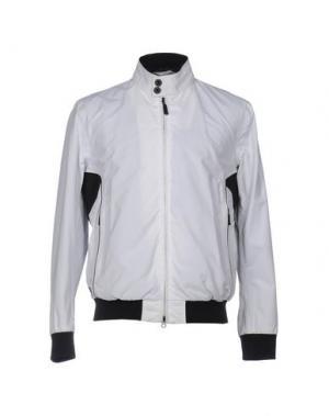 Куртка LEVIATHAN. Цвет: светло-серый