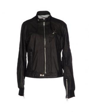 Куртка (M) MAMUUT DENIM. Цвет: черный