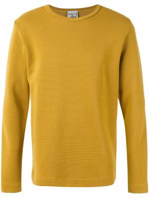 Джемпер Handle S.N.S. Herning. Цвет: жёлтый и оранжевый