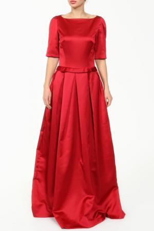 Платье CLUBBY. Цвет: красный