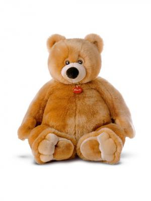 Мягкая игрушка Trudi Медведь Гектор, 80см. Цвет: бежевый