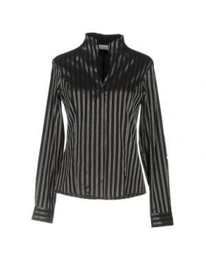Pубашка ZANETTI 1965. Цвет: черный