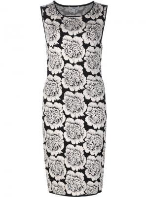 Платье Patty Zac Posen. Цвет: белый