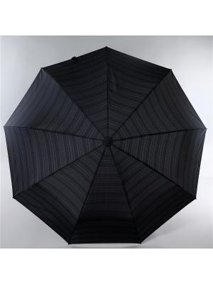 Зонт Zest. Цвет: темно-серый, антрацитовый