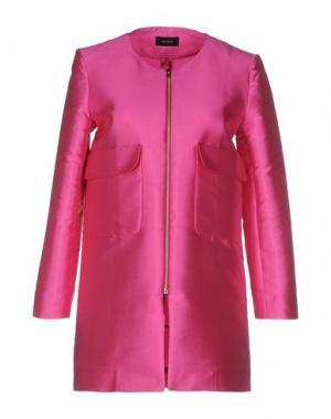 Легкое пальто MALAICA. Цвет: фуксия