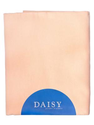Пелёнка фланель с начёсом 90х120 DAISY. Цвет: персиковый