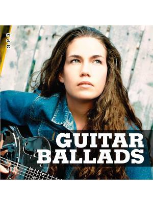 Guitar Ballads (компакт-диск MP3) RMG. Цвет: коричневый, светло-коричневый