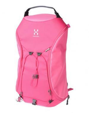 Рюкзаки и сумки на пояс HAGLÖFS. Цвет: светло-фиолетовый