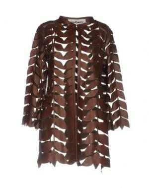 Легкое пальто CABAN ROMANTIC. Цвет: какао