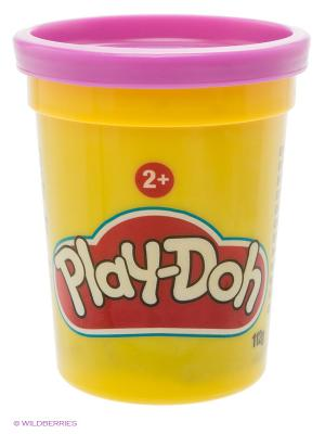 Баночка пластилина Play-Doh Hasbro. Цвет: фиолетовый