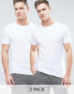 Bjorn Borg 2 футболки. Цвет: черный
