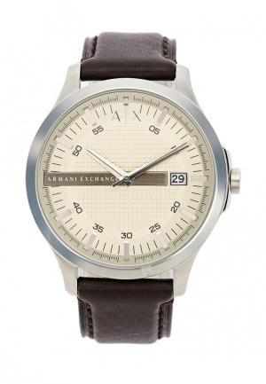 Часы Armani Exchange. Цвет: коричневый