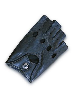 Автомобильные перчатки ESMEE. Цвет: черный