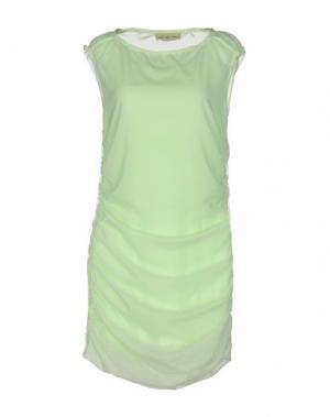 Короткое платье COAST WEBER & AHAUS. Цвет: светло-зеленый