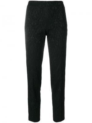 Укороченные брюки Pt01. Цвет: чёрный