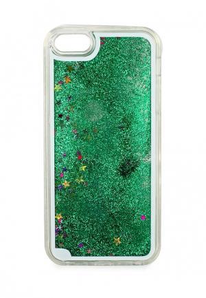 Чехол для iPhone New Case. Цвет: зеленый
