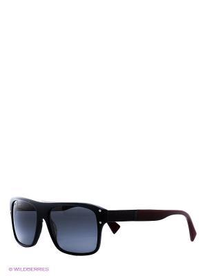 Очки солнцезащитные BLD 1522 102 Baldinini. Цвет: черный, бордовый