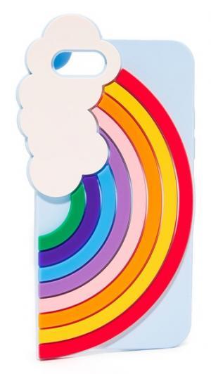 Чехол для iPhone 7 с изображением радуги ban.do