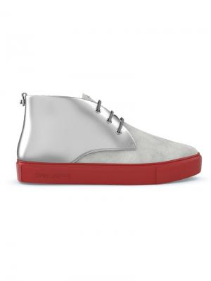 Maltby sneakers Swear. Цвет: серый