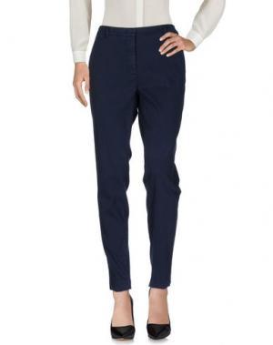 Повседневные брюки MASON'S. Цвет: темно-синий