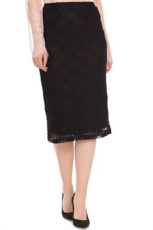 Юбка Glamorous. Цвет: black -lace