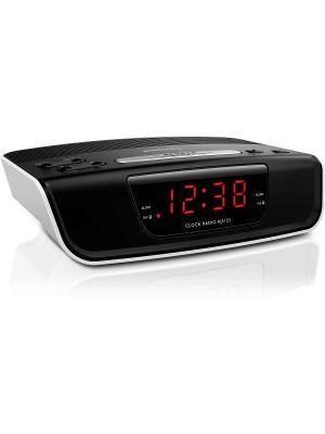 Радио-часы AJ3123/12 Philips. Цвет: черный, белый