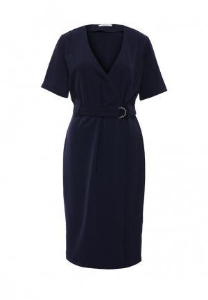 Платье Glamorous. Цвет: синий