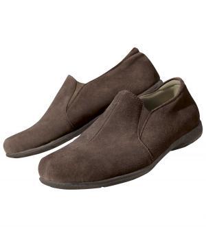 Замшевые Мокасины AFM. Цвет: коричневыи