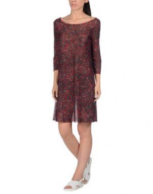 Пляжное платье FISICO-CRISTINA FERRARI. Цвет: красный