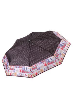 Зонт Fabretti. Цвет: радужный