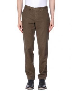 Повседневные брюки L.B.M. 1911. Цвет: хаки