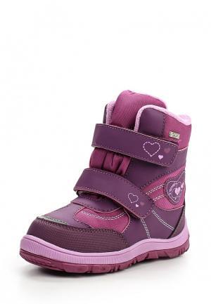 Ботинки Zenden Active. Цвет: фиолетовый