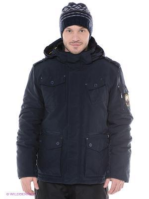 Куртка CMP. Цвет: темно-синий