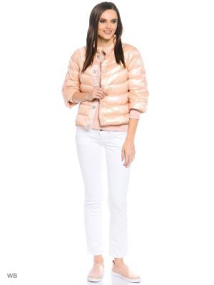 Куртка MEXX. Цвет: бежевый