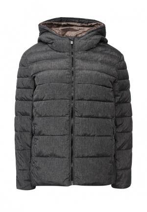 Куртка Incity. Цвет: серый