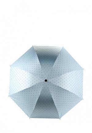 Зонт складной Modis. Цвет: голубой