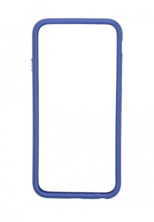 Чехол для iPhone New Top. Цвет: синий
