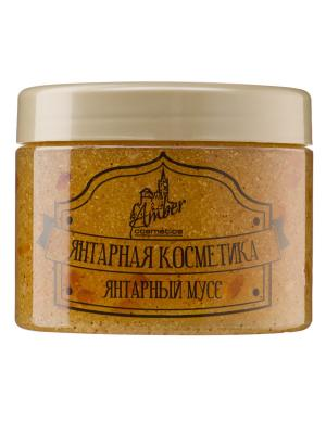 Мусс для тела янтарный Ambercosmetics (ml). Цвет: оранжевый