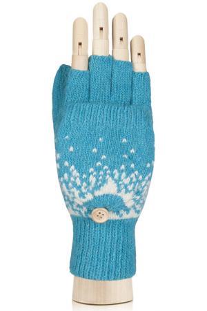 Перчатки Modo Gru. Цвет: бирюзовый