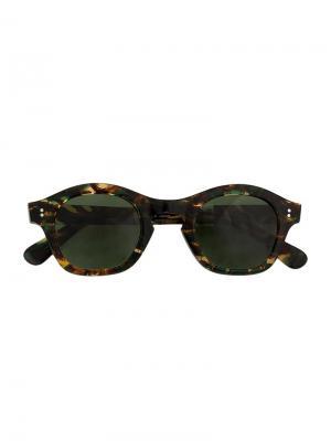 Солнцезащитные очки Malgm Hakusan. Цвет: многоцветный