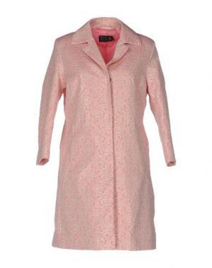 Легкое пальто RIVER WOODS. Цвет: светло-фиолетовый