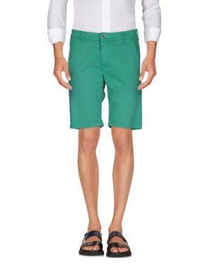 Бермуды JCOLOR. Цвет: зеленый