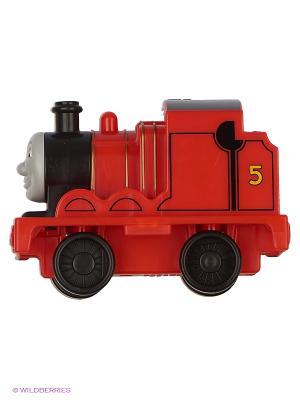 Развивающая игрушка Друзья-паровозики THOMAS & FRIENDS. Цвет: красный, синий, зеленый