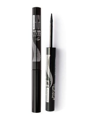 Подводка для глаз High Precision Liner Waterproof № 01 Seventeen.. Цвет: антрацитовый, черный