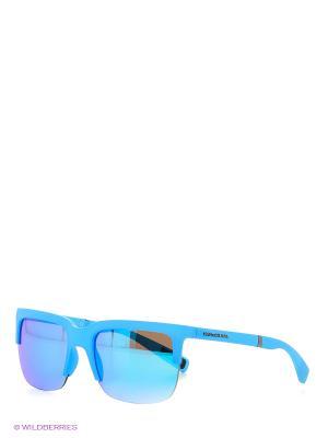 Очки солнцезащитные DOLCE & GABBANA. Цвет: голубой