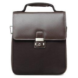 Портфель  2811 темно-коричневый GERARD HENON